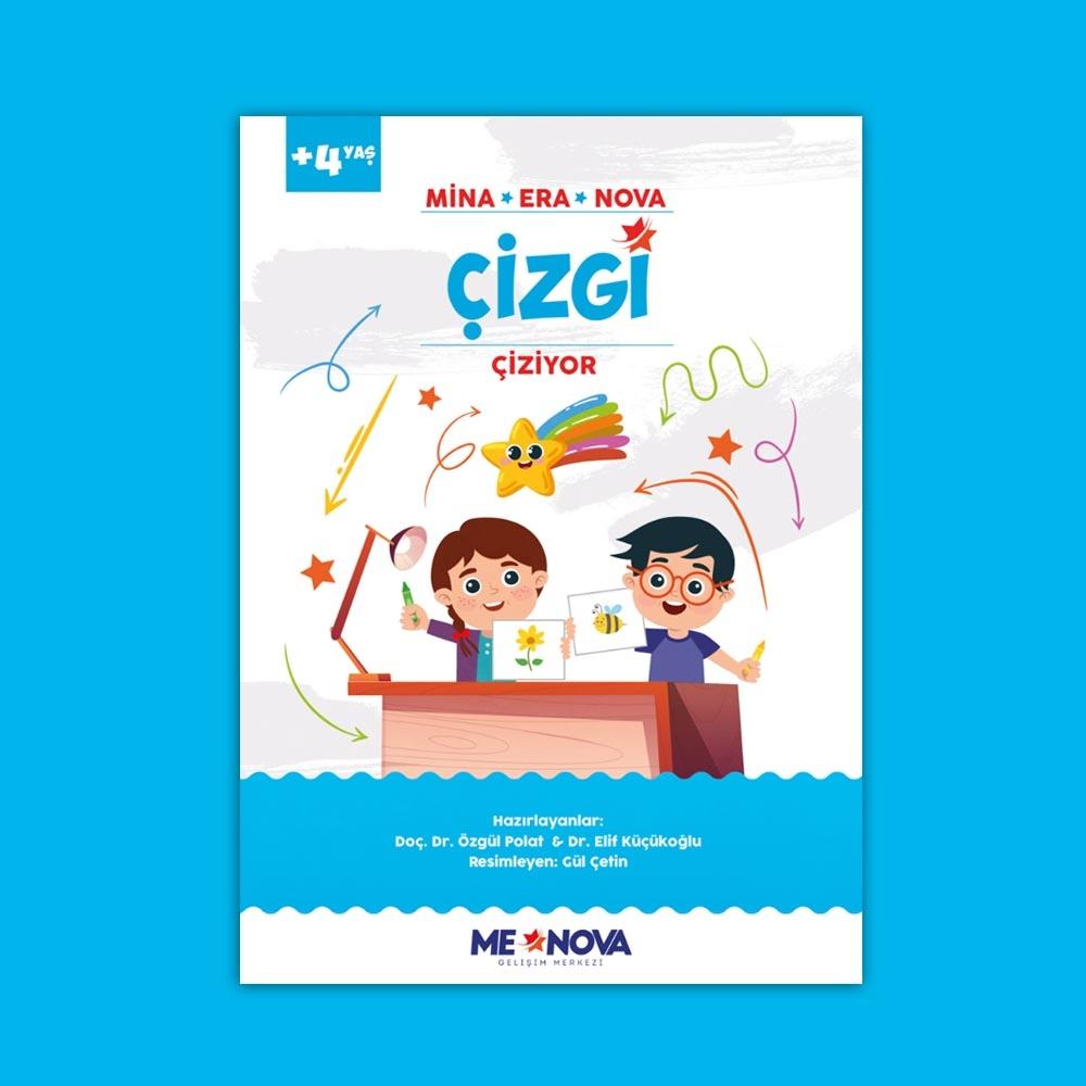Mina- Era- Nova Çizgi Çiziyor +4 yaş