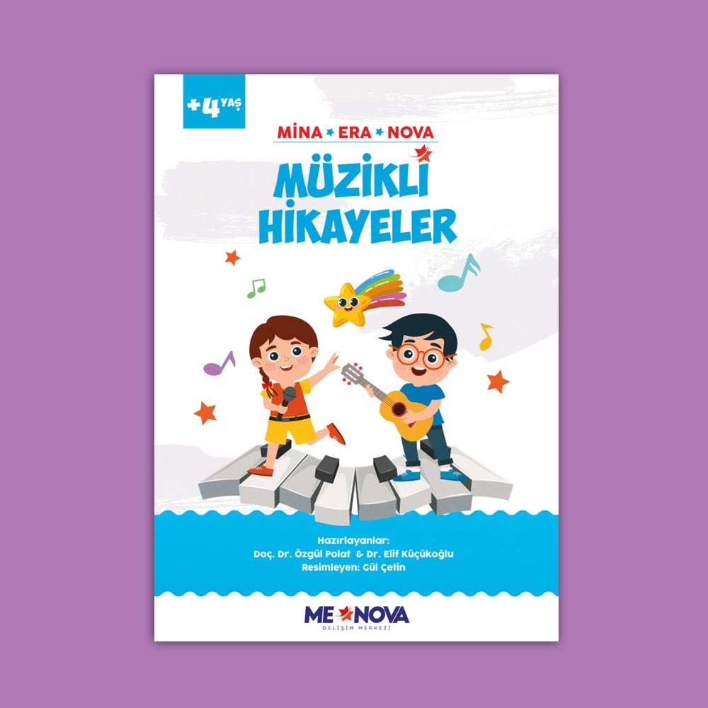 Mina- Era- Nova Müzikli Hikayeler +4 yaş