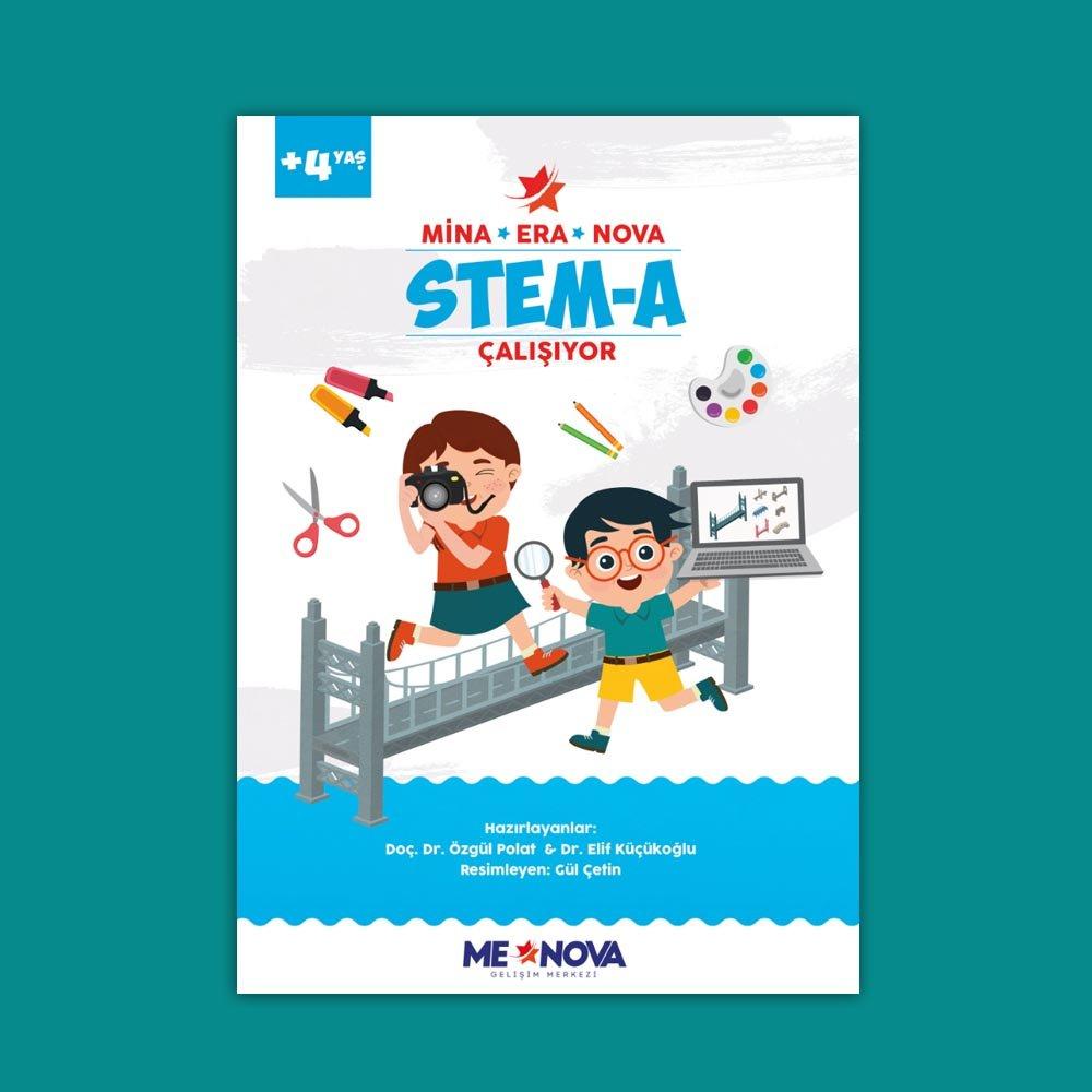 Mina- Era- Nova Stema Çalışıyor +4 yaş