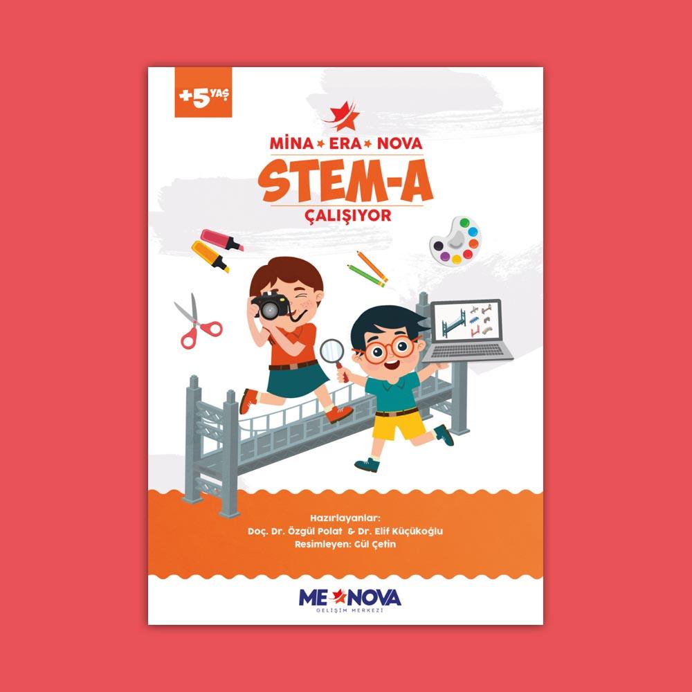 Mina- Era- Nova Stema Çalışıyor +5 yaş