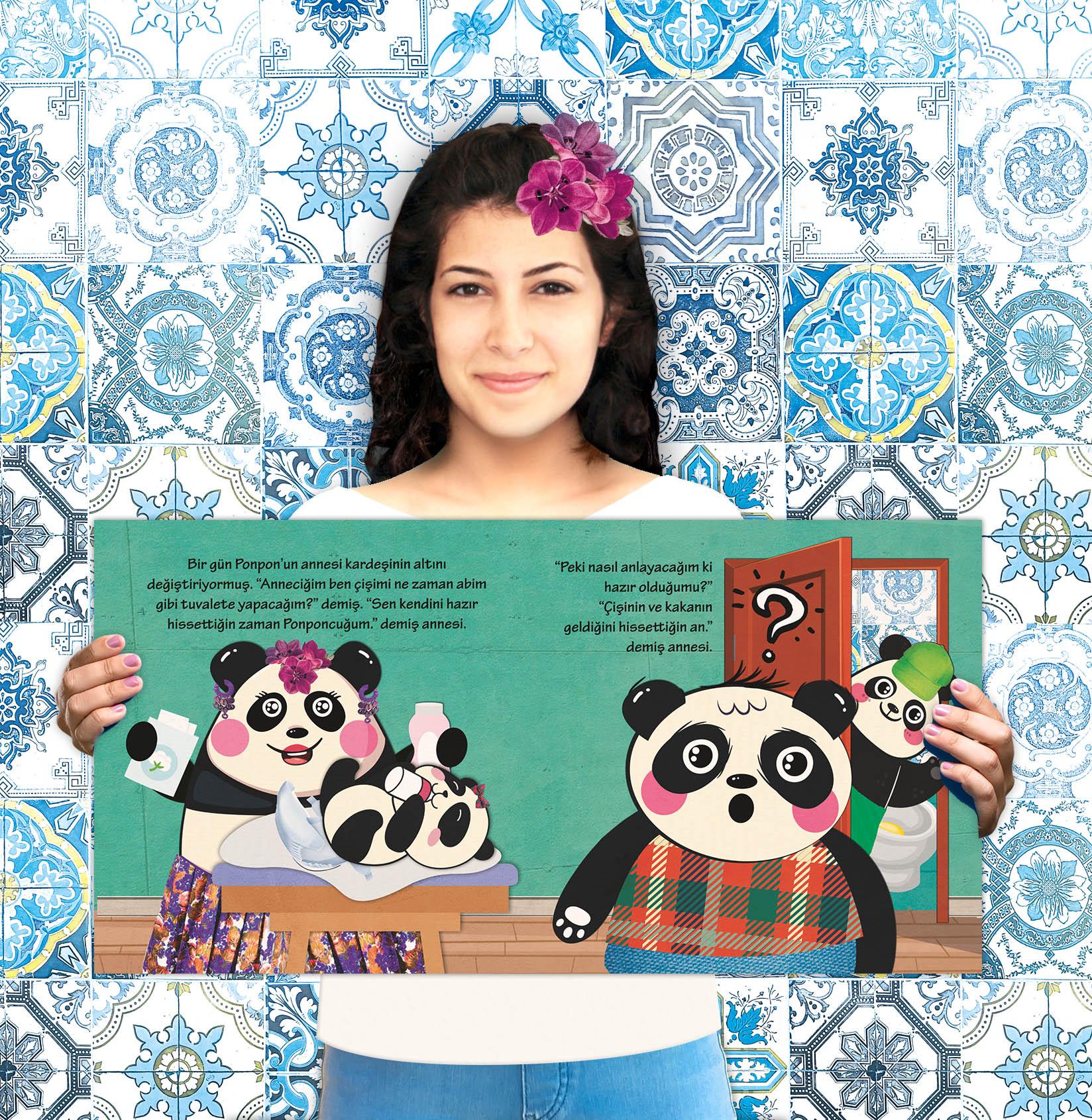 Ponpon Panda